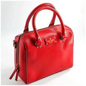 Kate Spade Leather Wellesley Alessa Handbag